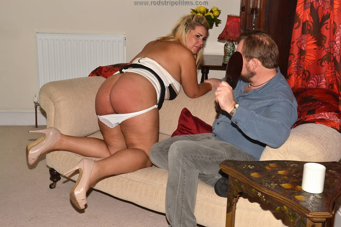 image Husband punishes cheating wife loud dirty