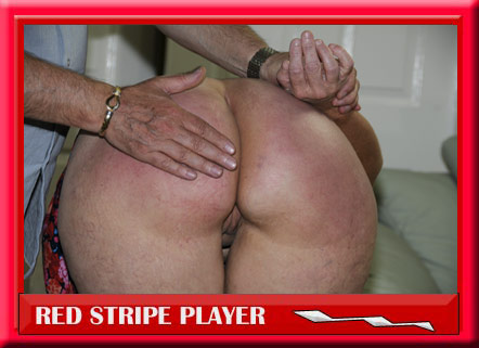 Sandy having her bare bottom spanked