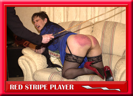 Allison caned hard